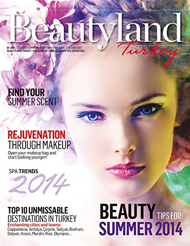Beautyland Turkey N.21: BEAUTY TIPS FOR SUMMER (No) (English Edition)