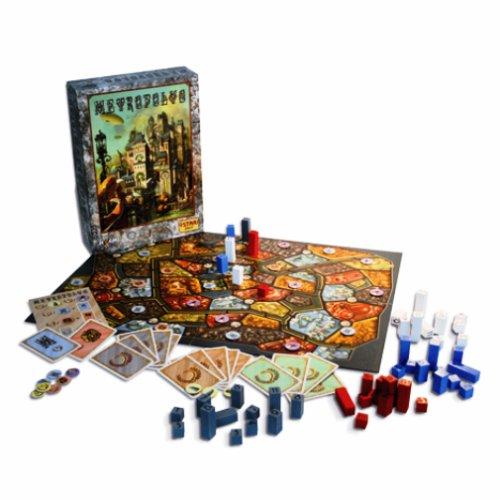 Ystari Games 75938 - Metropolys