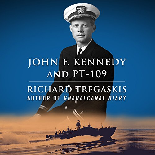 John F. Kennedy and PT-109 copertina