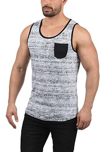 !Solid Imbre Herren Tank-Top Mit Rundhalsausschnitt Aus 100% Baumwolle Regular Fit, Größe:L, Farbe:Black (9000)