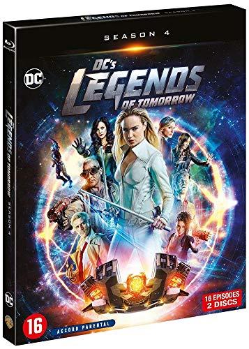 DC's Legends of Tomorrow-Saison 4 [Blu-Ray]