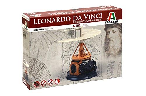Italeri -Leonardo Da Vinci - Helicóptero