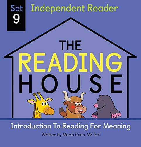 The Reading House Set 9 Introduction to Reading for Meaning product image