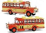 いすゞ ボンネットバス BXD30 ミニカー 1/43 バス レトロ 伊豆の踊子号 1962 完成品 [並行輸入品]