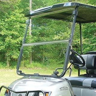 Buggies نامحدود Yamaha G14، G16، G19 Carton Fold Down Windshield (1995-2002) JN3، JN4، JN6، JN8، JR1