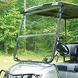buggies unlimited Yamaha G14, G16, G19 Golf Cart Fold Down Windshield (1995-2002) JN3, JN4, JN6, JN8, JR1 (Tinted)