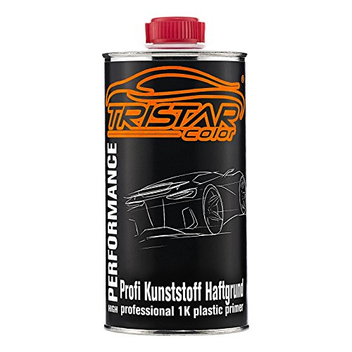 TRISTARcolor Haftgrund Primer Grundierung Haftvermittler für Kunststoff Teile 0,5 Liter