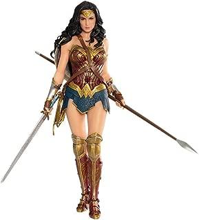 justice league wonder woman artfx+statue