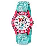 [ディズニー キッズ]Disney Kids 子供用 女の子 ガールズ リトルマーメイド アリエル ミントグリーン マジックベルト W001190 腕時計 [並行輸入品]