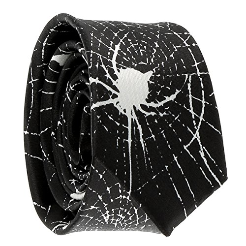 Cravate Araignée - Cravate Fantaisie Originale