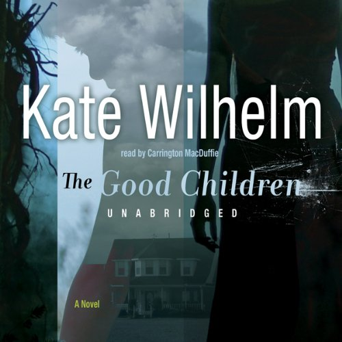 The Good Children audiobook cover art