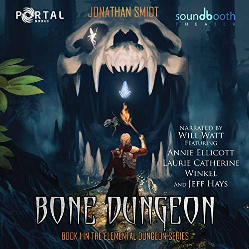 Page de couverture de Bone Dungeon