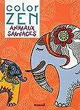 Color Zen - Animaux sauvages