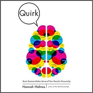 Quirk audiobook cover art