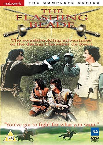 The Flashing Blade [1967] [Reino Unido] [DVD]