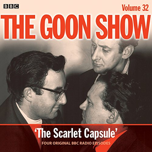 The Goon Show: Volume 32 cover art