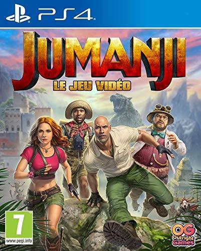 petit un compact Jumanji: jeu vidéo PS4