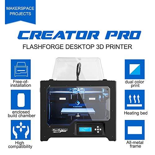 FlashForge – Creator Pro - 2