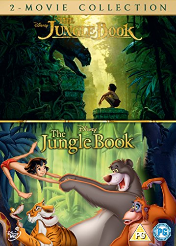 The Jungle Book (Live Action & Animated) [UK Import]