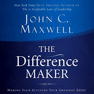 The Difference Maker cover art