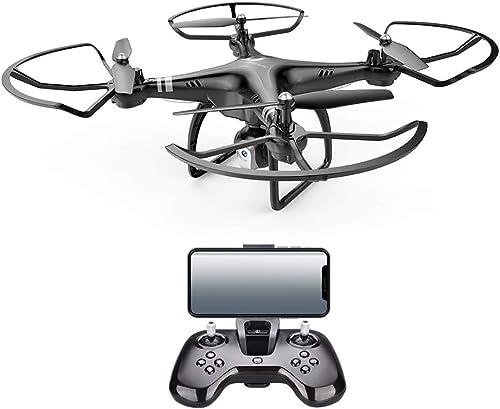tienda en linea X8 X8 X8 Alto Rendimiento WiFi FPV Drone Endurance 18 Minutos 360 Grados de altitud de balanceo Cámara 480P   720P HD, Quadcopter Drone con Control de altitud ( Color   negro , Talla   640P Camera )  venta mundialmente famosa en línea