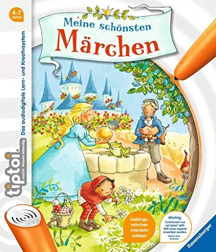 Ravensburger tiptoi Meine schönsten Märchen Buch, bunt