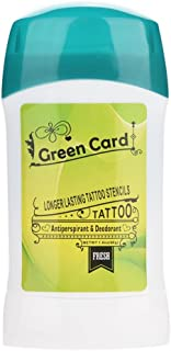 Tattoo Transfer Stick, Professional Tattoo Transfer Soap Stencil Primer Tattoo Supplies, 51g