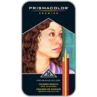اسعار Prismacolor 92885T  Premier Colored Pencils, Soft Core, 36 Piece