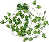 Siepe Finta Siepe Artificiale per Balconi Tenere matrimoni e feste Decorazione di personaggi Recinzioni da giardino Recinzioni decorative Viti vegetali Piante artificiali Effetti visivi realistici ZHE