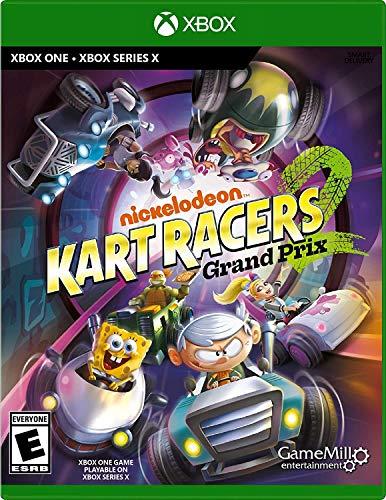 Nickolodeon Kart Racers 2: Grand Prix for Xbox One [USA]