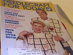 Needlecraft for Today, May/june 1987, Needlepoint, Cross-stitch, Crochhet Magazine (volume 10, number 3)