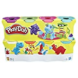 Play Doh Pack de 8 botes, multicolor (Hasbro C3899EU4) , color/modelo surtido