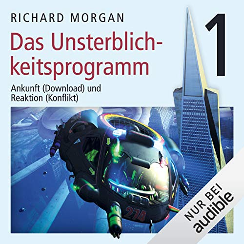 Das Unsterblichkeitsprogramm 1     Kovacs 1              By:                                                                                                                                 Richard Morgan                               Narrated by:                                                                                                                                 Simon Jäger                      Length: 6 hrs and 34 mins     1 rating     Overall 5.0