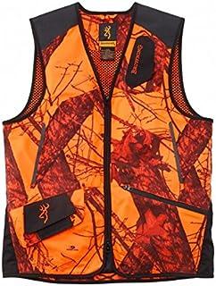 Browning Chaleco Xpo Light moblz Naranja Tiro – Chaleco Caza Mossy Oak Naranja Camo
