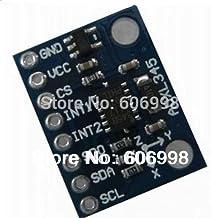 SYEX 10pcs/lot GY-291 ADXL345 Digital Three-axis Acceleration Gravity Tilt Module IIC / SPI Transmission,