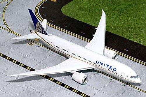 Gemini 200 United Airlines Boeing 787-8 N27901 1/200 Echelle G2UAL519