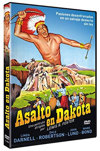Asalto en dakota [DVD]