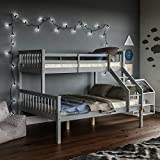 Vida Designs Milan Triple Bunk Beds
