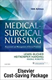 Medical-Surgical Nursing - Two-Volume Text and Study Guide Package: Assessment and Management of Clinical Problems