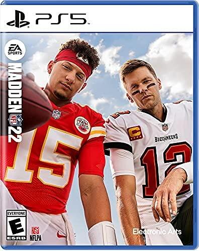 Madden NFL 22 for PlayStation 5 [USA]