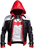 Déguisement Batman Arkham Knight Jason Todd pour homme en simili cuir - - Taille XXS