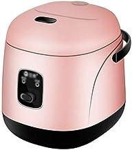 Mini Rijstkoker,Elektrisch Fornuis Hot Pot Eierkoker Stalen Hot Pot Hot Pot Opgewaardeerd,Non-Stick Saut & eacute;Pan,Rapi...