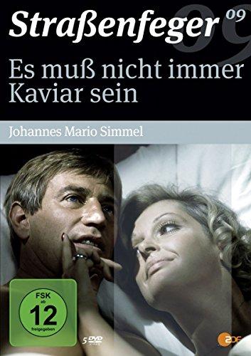 Straßenfeger 09: Es muss nicht immer Kaviar sein [5 DVDs]