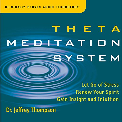 Theta Meditation System audiobook cover art