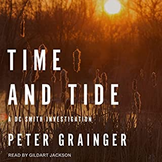Time and Tide audiobook cover art