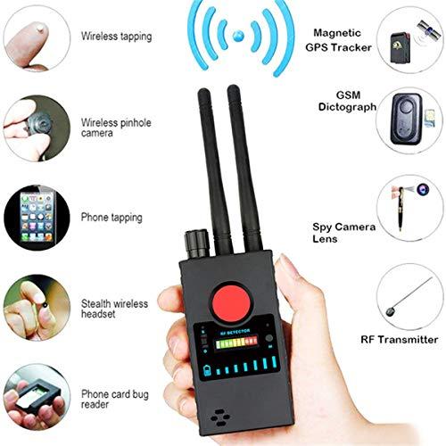 Sale!! Anti Spy Detector, Camera Finder, RF Detector, Bug Detector, for Hidden Camera GSM GPS Tracke...