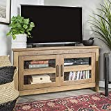 Home Accent Furnishings New 44 Inch Corner Television Stand - Rustic Oak Color
