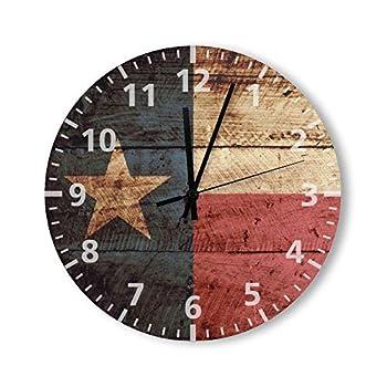 Best texas wall clocks Reviews