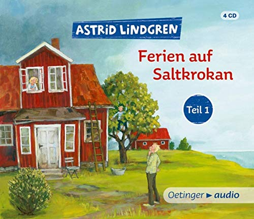 Ferien auf Saltkrokan Teil 1: (4 CD)