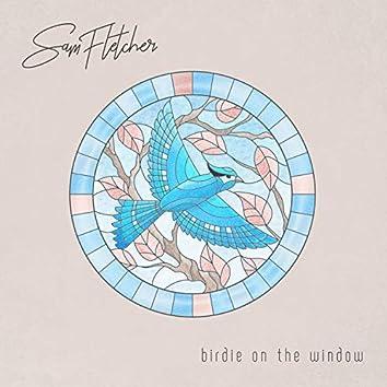 Birdie On The Window